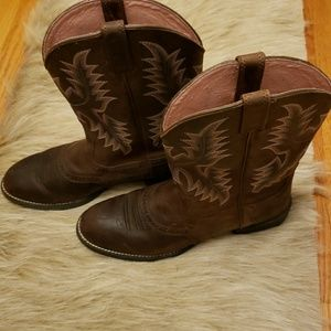 Ariat Heritage Stockman ATS ladies 10M